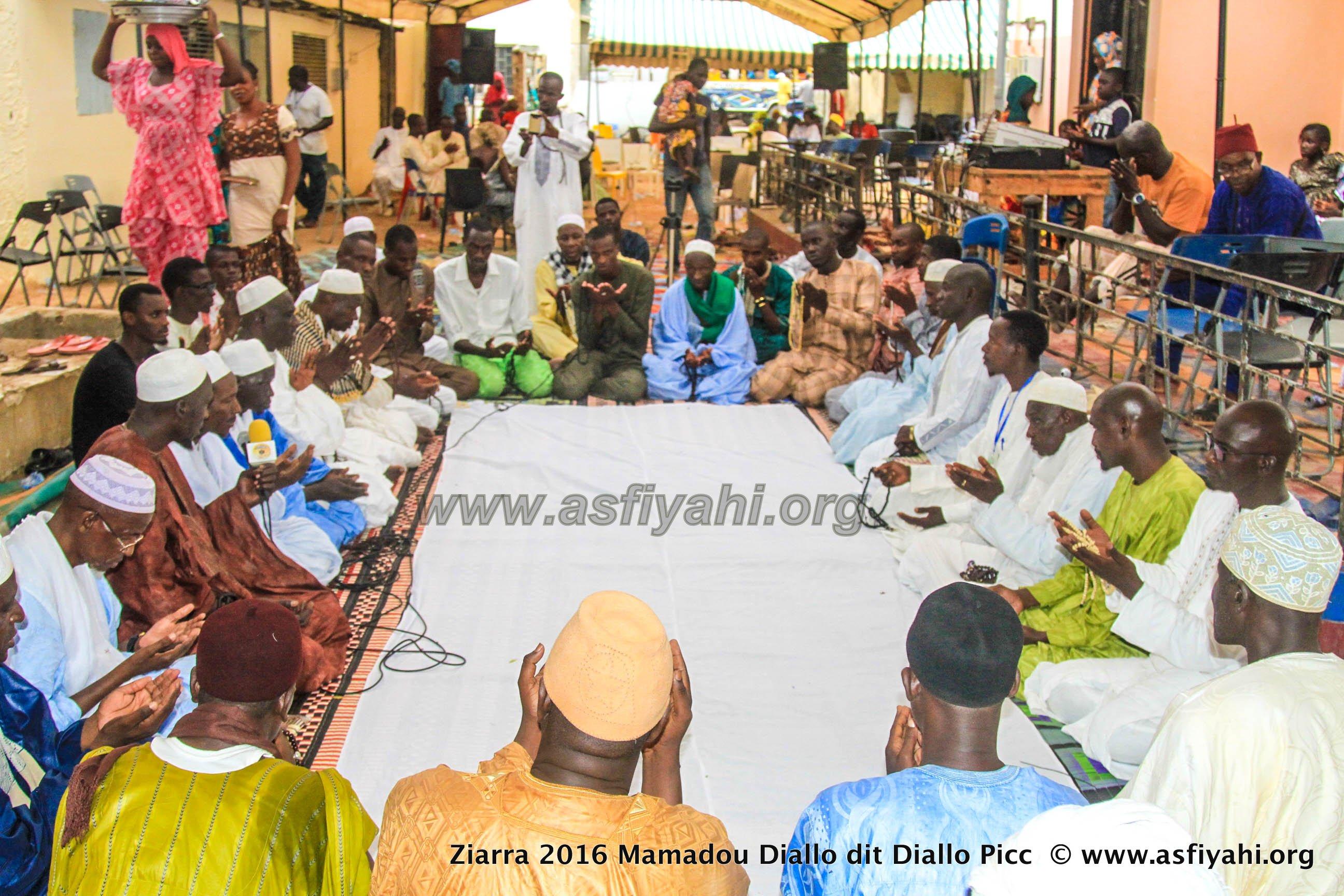 PHOTOS - 30 JUILLET 2016 À THIAROYE - Les Images de la Ziarra El Hadj Amadou Diallo dit Diallo Pithi