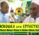 VIDEO - ZIARRA ACHOURA 2016 À TIVAOUANE - Entretien Avec les Ministres Mame Mbaye Niang et Abdou Ndéné Sall