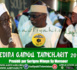 VIDEO - Suivez le Gamou Tamkharit 2016 de la Médina, présidé par Serigne Mbaye Sy Mansour - Animation Abdoul Aziz Mbaaye et El hadj Tafsir Sakho