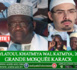 VIDEO - Suivez la Célébration de la Leylatou Khatmiya Wal Katmiya, édition 2016, à la Grade Mosquée de Karack, présidée par Cherif Hamza et Serigne Ahmada Sy Djamil