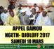 VIDEO - Suivez l'avant-premiere du Gamou de Ngeth Djoloff 2017, Wakeur Mame Gor Sané Niang, Samedi 18 mars 2017