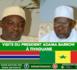 VIDEO - Suivez la visite du President Adama Barrow à Tivaouane