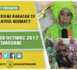ANNONCE VIDEO - Conference Nationale du Dahiratoul Nihmaty de Sokhna Kala Mbaye, Samedi 28 Octobre 2017 à Tivaouane