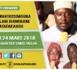 ANNONCE - Suivez l'avant-premiere  de la Conference du Dahira Wahtassimouna (..) Samedi 24 Mars 2018 à Rufisque Sante Yalla