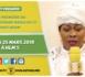VIDEO -  ANNONCE : Takoussan Serigne Babacar Sy organisé par Sokhna Nafy Ngom, Lundi 25 Mars 2019 à HLM 5, sous la presidence de Serigne Pape Malick Sy