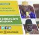 VIDEO -  ANNONCE - GAMOU NGADIAGA 2019, le Samedi 23 Mars 2019 à Ngadiaga