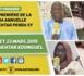 VIDEO -  ANNONCE, ZIARRA SINE MAKHTAR PENDA SY 2019 - Les 22 et 23 Mars 2019 à Sine Makhtar ( Kounguel)
