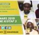 ANNONCE - Gamou Annuel Serigne Mouhamadou Mansour Sy Borom Daradji à Pikine, le 30 Mars 2019 à Pikine Icotaf 3