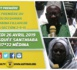 VIDEO -  ANNONCE du Gamou Dahira Moutahabina Filahi de la Medina, le Vendredi 26 Avril 2019 à la Mosquée Santhiaba Rue 17x22 Médina