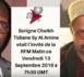 AUDIO - L'Appel à l'apaisement, et mises en garde de Serigne Cheikh Tidiane SY Al Amine