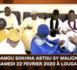 VIDEO - LOUGA - Gamou Sokhna Astou SY Malick du 22 Fevrier 2020: L'Appel de la Famille