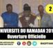 VIDEO - Universités du Ramadan 2015 - Cours Magistral de Serigne Moustapha Sy - 2éme Partie
