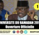 VIDEO - Universités du Ramadan 2015 - Cours Magistral de Serigne Moustapha Sy - 1ére Partie