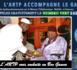 PUBLI'REPORTAGE - VIDEO - GAMOU 2015 : Le DG de l'Artp reçu par Serigne Abdoul Aziz Sy Al Amine