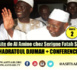 VIDEO - KHADRATOUL DJUMAH - Visite de Serigne Abdoul Aziz Sy Al Amine Chez Serigne Fatah Sarr, (Vendredi 12 Juin 2015)