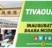 VIDEO - Suivez l'inauguration du Daara Moderne et de Formation Professionnelle de Tivaouane, presidée par Serigne Abdoul Aziz Sy Al Amine, Serigne Mbaye Sy Mansour et Serigne Mbaye SY Abdou, Baye Khalifa Kébé