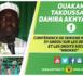 VIDEO - OUAKAM - Suivez le Takoussane 2016 du Dahira Akhyar animé par Serigne Moustapha Sy Abdou sur les devoirs et les droits sociaux