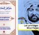 JAWÂHIR AL MAÂNI: Extrait sur Les privilèges du Wird Tidjâni
