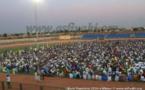 PHOTOS - BURD POPULAIRE GAMOU TIVAOUANE 2016 - Les Images du Stade Caroline Faye de Mbour
