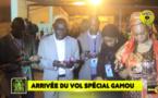 VIDEO - GAMOU TIVAOUANE 2016 - Arrivée du Vol Spécial  en provenance de l'Italie