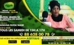 EUTU JIGUEEN YI animée par Sokhna Fawade Wélé invité:Oustaz Daouda Kamara Théme Seydatouna Fatoumatou Binetou Rassoul