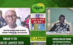 INVITÉ QUESTIONS D'ACTU - Cheikh Tidiane Sy Al Amine Economiste - ECO et CFA, Kif Kif?