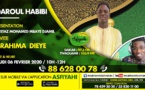 DAROUL HABIBI DU JEUDI 06 FÉVRIER 2020 PAR OUSTAZ NDIAGA SAMB INVITE IBRAHIMA DIEYE ET SON GROUPE