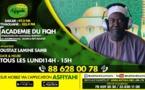 Académie Fiqh DU Lundi 24 Février 2020 Par Oustaz Mouhamed Lamine Samb