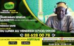 marhaban senegal du vendredi 13 mars 2020 par Oustaz Ndiaga Samb