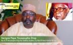 VIDEO: Pourquoi El Hadj Abdoul Aziz Sy Dabakh est inoubliable? Entretien avec son petit-fils Serigne Pape Youssoupha Diop