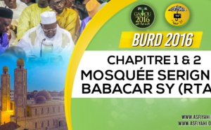 VIDEO- Gamou Tivaouane 2016 - Suivez l'Intégralité de L'Ouverture du Burd à la Mosquée Serigne Babacar Sy (rta)