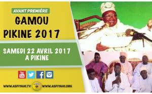 ANNONCE VIDEO - Suivez l'avant-première du Gamou de Pikine Serigne Mansour Sy Borom Daara Ji (rta) de ce  Samedi 22 Avril 2017