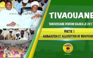 VIDEO - TIVAOUANE - Suivez le Takoussane Borom Daara Yi 2017, organisé par Serigne Pape Malick Diop Ibn Sokhna Kala Mbaye et animé par Serigne Mame Malik Sy Mansour