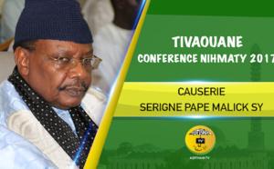 """VIDEO - Suivez la Conférence de la Dahira Nihmaty de Sokhna Kala Mbaye présidée par Serigne Pape Malick SY """"La valeur de la femme en Islam"""""""
