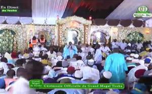 DIRECT TOUBA - Suivez la Ceremonie Officielle du Magal de Touba 2017