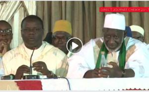 REPLAY - Revivez en Différé la Conférence  des Journées Cheikh 2017