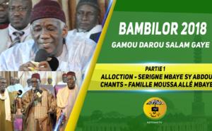 VIDEO - BAMBILOR - Suivez le Gamou de Darou Salam Gaye, édition 2018