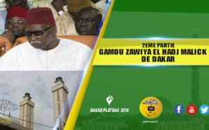 VIDEO - Suivez le Gamou 2018 de la Zawiya El Hadj Malick Sy de Dakar, présidé par le Khalif General des Tidianes, Serigne Mbaye SY Mansour