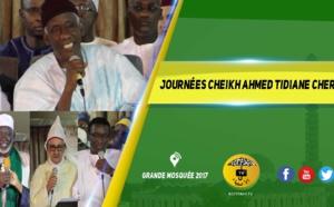 VIDEO - Revivez l'Ouverture Officielle des Journées Cheikh Ahmed Tidiane Cherif, édition 2017