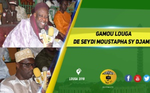 VIDEO - LOUGA - Gamou Seydi Djamil 2018, présidé par Serigne Mansour Sy Djamil en presence de erigne Moulaye Sy Habib