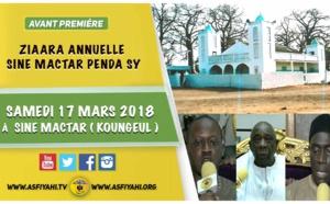 ANNONCE - Suivez l'avant-premiere de la  Ziarra Annuelle de Sine Mactar Penda Sy - Ce Samedi 17 Mars 2018 à Sine Mactar ( Koungeul )