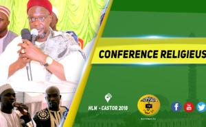 VIDEO - HLM - CASTORS - Conference Religieuse organisée par Sokhna Yacine Gueye animée par Oustaz Cheikh Tidiane Biteye