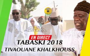 DIRECT TIVAOUANE TABASKI 2018 - Suivez la Prière en Direct de Khal-Khouss