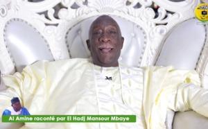 VIDEO - SPECIAL 22 SEPTEMBRE - Serigne Abdoul Aziz Sy Al Amine raconté par El Hadj Mansour Mbaye