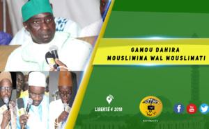 VIDEO - Suivez le Gamou 2018 du Dahiratoul Mouslimina Wal Moulimaty Junior de Liberte 4, sous la présidence de Serigne Habib Sy Ibn Serigne Mbaye Sy Mansour.