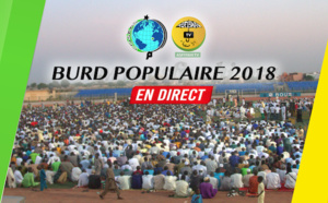 DIRECT DE SAINT-LOUIS : Suivez EN DIRECT le Burd Populaire de Saint-Louis