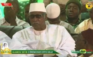 Gamou 2018 - La Grande Déclaration de Serigne Mbaye Sy Mansour pour un Sénégal de Paix