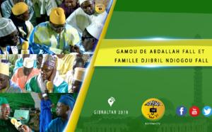 VIDEO - Suivez le Gamou 2018 de Abdallah Fall et famille Djibril Ndiogou Fall, ce Samedi 1er Décembre 2018 à Gibraltar