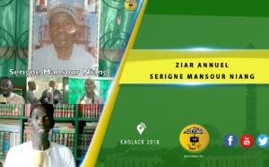 VIDEO - KAOLACK 2018 - Suivez la Ziarra Annuelle Serigne Mansour NIANG