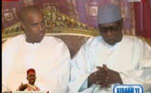 VIDEO - Suivez les condoléances du Khalif Général des Tidianes Serigne Babacar SY Mansour à la famille de Sidy Lamine Niass
